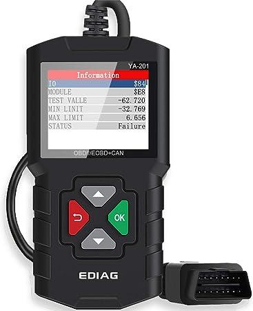 EOBD OBD2 Scanner Diagnostic Live Data Code Engine Check light Reader for SUZUKI