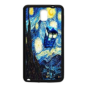 Doctor Starry night painting Who Cell Phone Case for Samsung Galaxy Note3