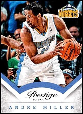 2013-14 Panini Prestige  25 Andre Miller NM-MT Denver Nuggets Official NBA 6c953aad7