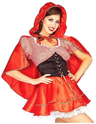 Lo Bosworth Red Riding Hood Costumes - Forum Novelties Women's Fairy Tale Red
