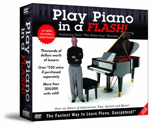 Play Piano in a Flash with Scott Houston by Topics Entertainment