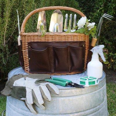 Cheap Willow Garden Basket