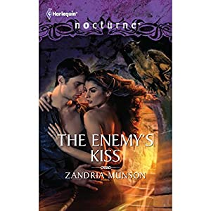 The Enemy's Kiss Audiobook