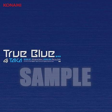 True Blue...【コナミスタイル盤】
