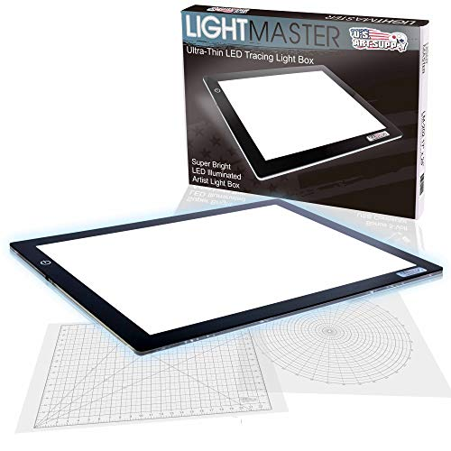US ART SUPPLY Lightmaster