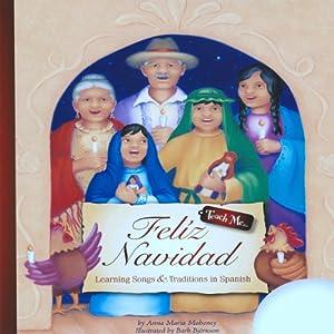 Teach Me Feliz Navidad Audiobook