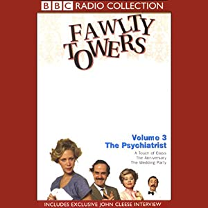 Fawlty Towers, Volume 3 Radio/TV