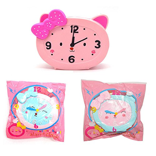 Squishy Alarm Clock 13CM Doll Halloween Gift Scented Slow Rising Hand Pillow Toy