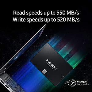 "Samsung 860 EVO 1TB SATA 2.5"" Internal SSD (MZ-76E1T0/AM) [Canada Version]"