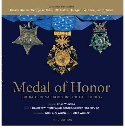 Price comparison product image [ MEDAL OF HONOR: PORTRAITS OF VALOR BEYOND THE CALL OF DUTY [WITH DVD] (ANNIVERSARY) ] By Collier,  Peter ( Author) 2011 [ Hardcover ]