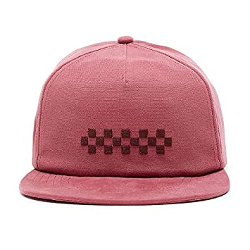 Vans Overtime Hat -Fall 2018-(VN0A3TNQYEM1) - Dry Rose - One Size