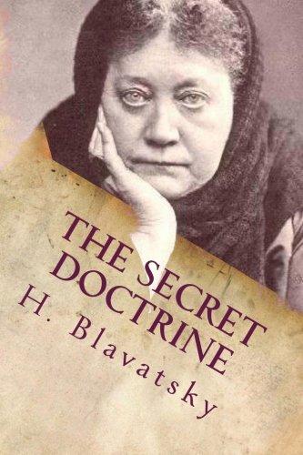 The Secret Doctrine: Volume One - Cosmogenesis PDF