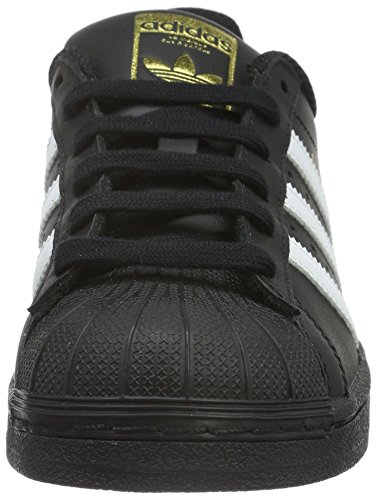 Bambini Unisex Bb2872 Adidas black Originals Superstar Sneakers Nero HZX8HwRnzq