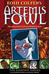 Artemis Fowl: The Graphic Novel (Artemis Fowl Graphic Novel Book 1) Kindle Edition