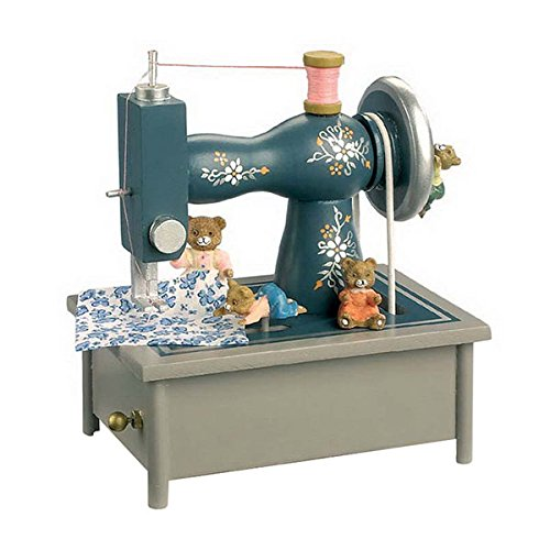Amazon.com: small foot baby Musical Clock Sewing Machine: Kitchen & Dining