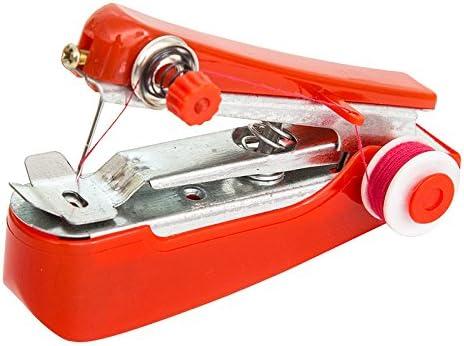 Máquina de coser manual caliente Mini máquina de coser de mano ...