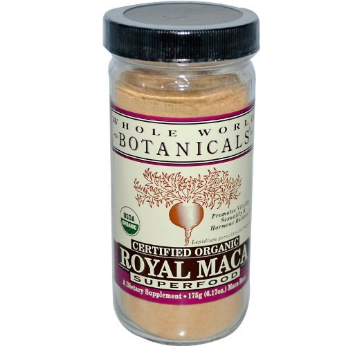 Whole World Botanicals, Maca Royal Powder, 175 Gram
