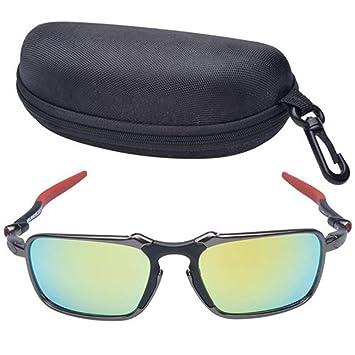 EDSWXT Gafas De Montar Gafas Polarizadas para Ciclismo Gafas ...