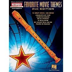 Favorite Movie Themes (Instrumental Folio) (Book & CD)