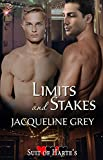 Limits and Stakes (Gay BDSM Romance) (Suit of Harte's, Book Three) by Jacqueline Grey