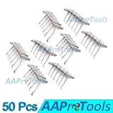 AAPROTOOLS SET OF 50 CROSS BAR DENTAL ROOT ELEVATOR WINTER BLADE 14R A+ QUALITY