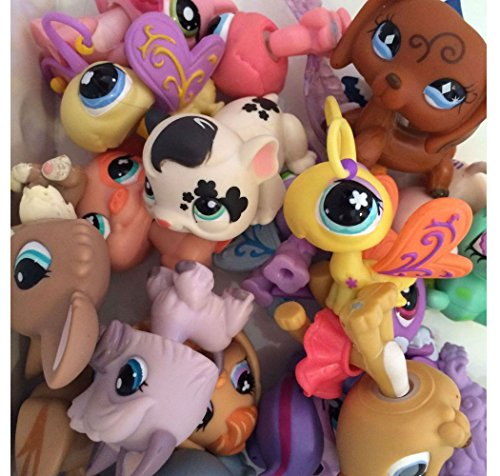 Littlest Pet Shop Grab Bag! Lot Of 2 CATS ONLY - Walking, Shorthair, Tabby! from Unbranded