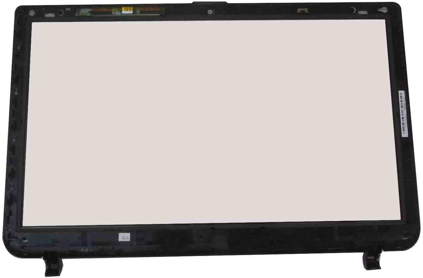 15.6Touch Front Glass Digitizer Panel Laptop for Toshiba Satellite C55T-B Series C55T-B5109 C55T-B5110 Bezel