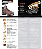 Timberland PRO Men's Boondock 6 Inch Composite