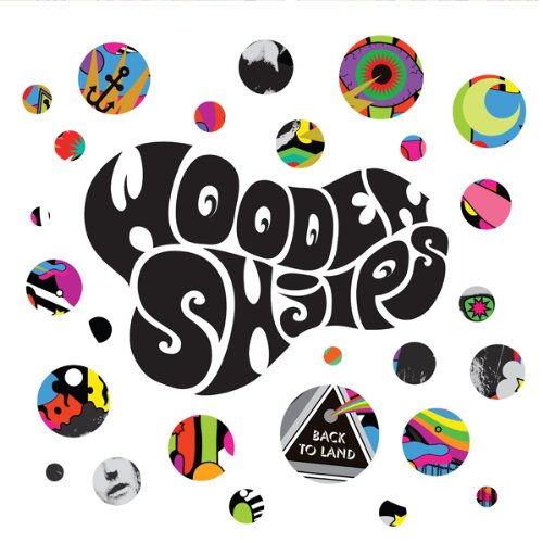 CD : Wooden Shjips - Back to Land (CD)