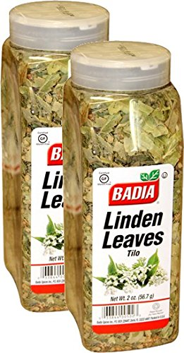 Badia Linden Leaves 2 oz Pack of 2 by Badia