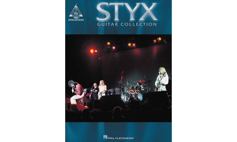 Amazon Hal Leonard Styx Guitar Collection Tab Songbook