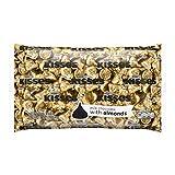 HERSHEY'S KISSES Bulk Milk Chocolate w/ Almond