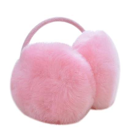 bien la meilleure attitude meilleure vente TININNA Femme Fille Cache-oreilles,Oreilles Manchons D'hiver ...