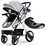 Infant Toddler Baby Stroller Carriage - Cynebaby Compact...