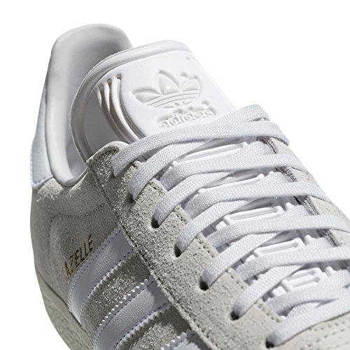 Cream Adidas White Sneaker Crystal White Nobuk Tenis Gazelle Trainer 6q8A6xZw