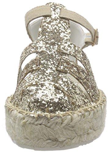Gold Donna Gold REPLAY Basse Nevie Beige Oro 2259 Espadrillas qtYfPt