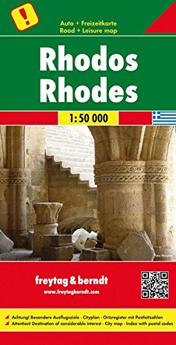 Rhodes, special places of excursion PDF ePub ebook