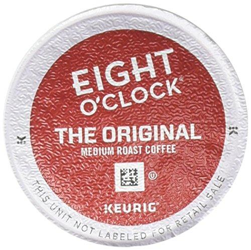 Millstone Coffee Hazelnut (Eight O'Clock Coffee Original Blend K-Cups - 72 Count Box)
