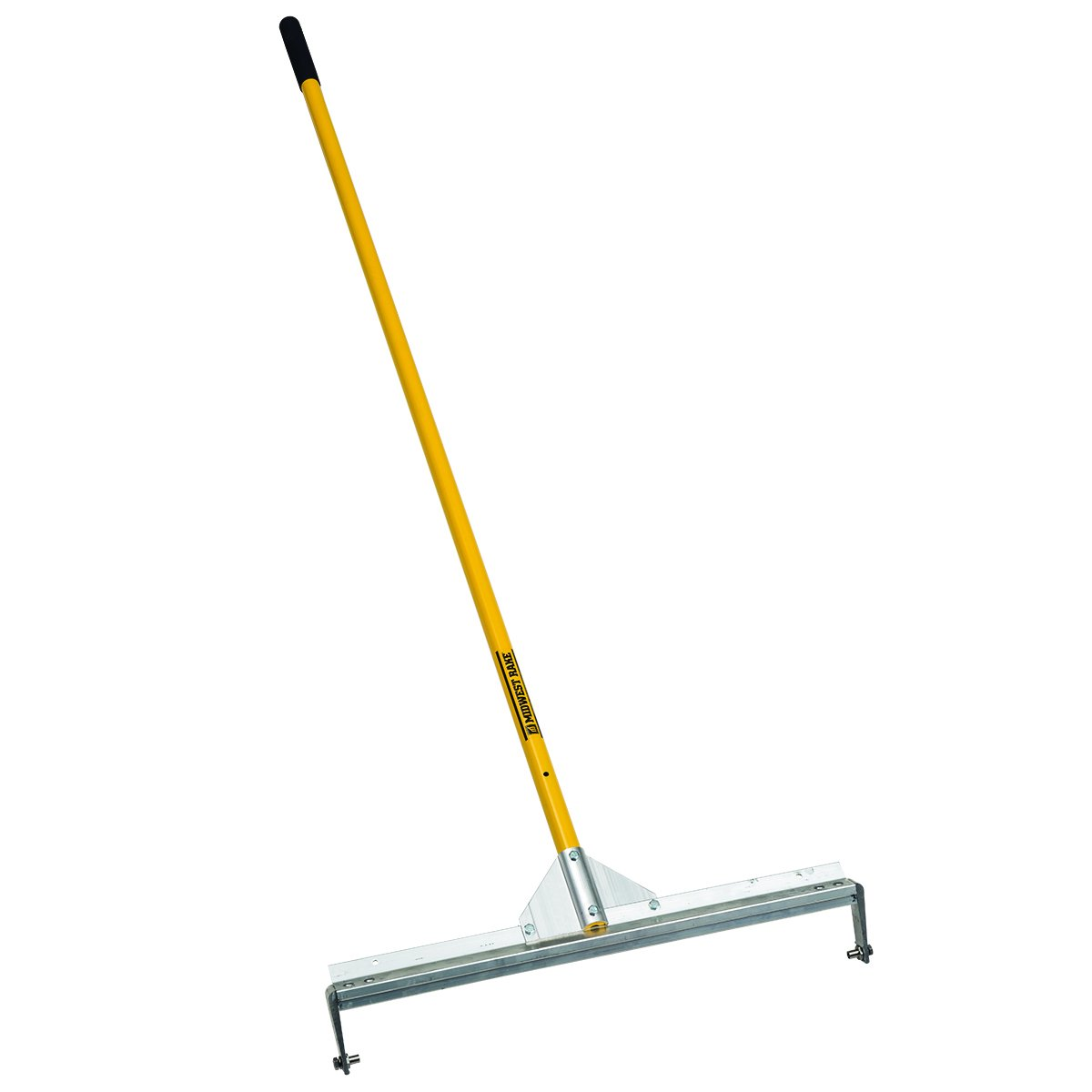 Midwest Rake Seymour Heavy-Duty Aluminum Frame (Various Handle and Frame Width: 9''- 48'')