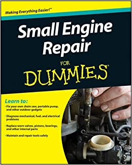 Small engine repair for dummies consumer for Stepper motors for dummies