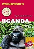 Uganda - Reiseführer von Iwanowski: Individualreiseführer mit Extra-Reisekarte und Karten-Download