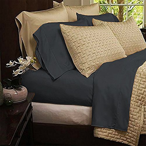 Mandarin Home Luxury Bamboo Bed Sheets - Eco-friendly, Hypoa