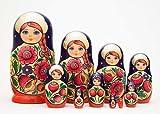 Volga Maiden Doll 10pc./10''