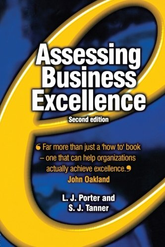 Assessing Business Excellence, Second Edition