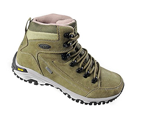 reputable site d3a5f 8122f Brütting Mountain Outdoor Leisure Trekking Hiking Olive UK ...
