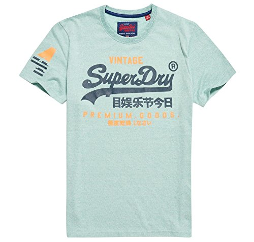 Superdry Premiumgoodsduotee T Shirt Uomo