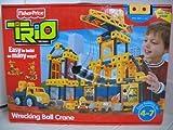 Fisher-Price TRIO - Wrecking Ball Crane
