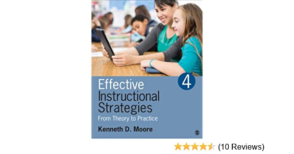 Amazon Effective Instructional Strategies From Theory To