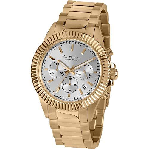 Jacques Lemans La Passion LP-111R Wristwatch for women With Swarovski crystals