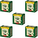Greenies Dental Chews Value Size Regular 180oz(5 by 36-Ounce Tubs)